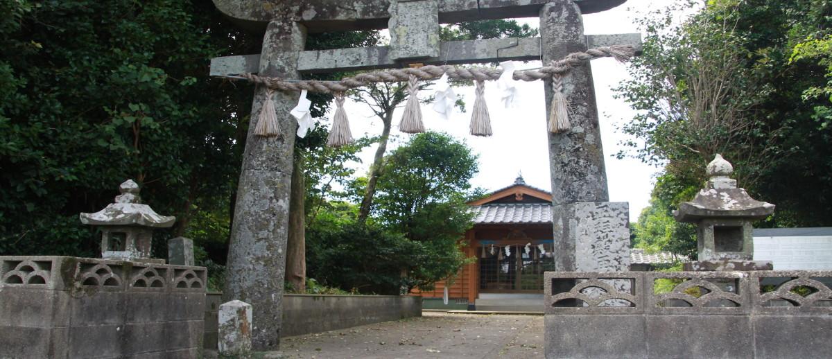 西八幡神社