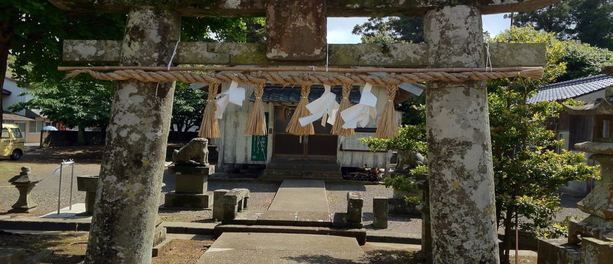 彌(弥)佐支刀神社
